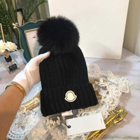 Wholesale shawl cap for sale - Group buy Women Winter hats skull caps warm Pashmina Scarf Thick Shawls hats with box for man
