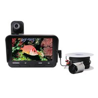 рыболовная камера hd оптовых-HD Camera Monitor Outdoor Recording Waterproof Fish Finder Sports Tools Visible Pratical Quick Charging Detachable Portable