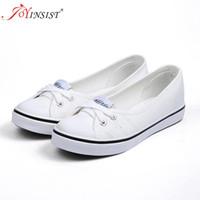 kore slip ayakkabıları toptan satış-Kadınlar ayakkabıları kanvas ayakkabılar rahat ayakkabılar slip-on Kore gelgit öğrenciler düz ayak