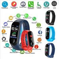 Wholesale apple mood for sale - Group buy M3 Smart Band Bracelet Heart Rate Watch Activity Fitness Tracker pulseira Relógios reloj inteligente PK fitbit XIAOMI apple watch