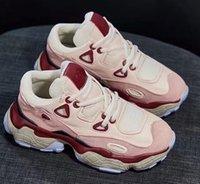 итальянские шнурки для обуви оптовых-Итальянский новый люксовый бренд tori женский мужской дизайнер спортивная обувь контрастные цвета повседневные кроссовки на шнуровке мода уличная обувь