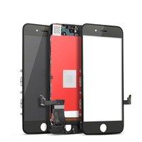 quadro moto g2 venda por atacado-Screen Display LCD para iPhone 6 6S 6 Plus 7 8 Plus LCD de tela com a montagem digitador de toque LCD completa substituição da tela de classe A +++