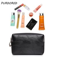 1f37376d1352 ... Bags PU Travel Cosmetic Case Organizer Bag Toiletry Dropshipping. 34%  Off