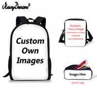 eşsiz kız sırt çantaları toptan satış-Güzel kızlar Tasarımlar Erkek Sırt Çantası Portföy Okul Çantası Çocuklar için Set Benzersiz Çocuklar Kalem Çanta Ile Bagpack Sırt Çantası Mochila