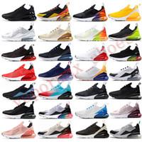 almofada mulheres sapatos venda por atacado-Novo 270 Cushion Sneaker Designer Shoes 27c instrutor Road Star Ferro Sprite 3M CNY Man Geral para mulheres dos homens 36-45 Com Box