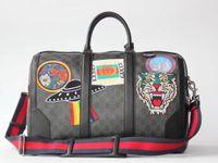 56a7038f7785a 2019 Top quality men american brand new men Leather artsy handbag tote bag  purse Duffel Bags A13