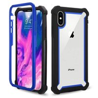 Wholesale good cell phone cases for sale – best GOOD iphone case protection cell phone case three transparent four cornered UNBreak space phone case iphone x xs xr xsmax