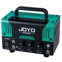 amplificadores de instrumentos al por mayor-2022 Bajo eléctrico JOYO eléctrico amplificador de tubo de altavoces pequeños monstruos banTamP 20W preamplificador amplificador de guitarra Accesorios para instrumentos musicales