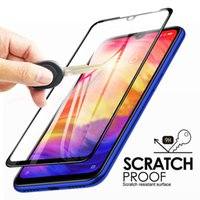 Wholesale lcd protective films online – 9D Full Cover LCD Tempered Glass For Xiaomi mi MIX2 Lite A2 X screen protector Protective film red note pro