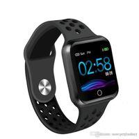 android watch оптовых-Bluetooth 4.0 S226 Смарт-часы для мужчин Монитор сердечного ритма SmartWatch для iphone Samsung Huawei IOS Android телефон PK GT88 DZ09 KW18