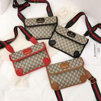 bolsas de regalo de personalidad al por mayor-Marca Mujeres Personalidad Bolsos de Hombro Carta de Moda Cuerpo Cruzado para Chica Estilo Vintage Bolsos de sobres para Regalo de Cumpleaños