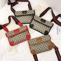 umschlag stil geschenk taschen großhandel-Marke Frauen Persönlichkeit Umhängetaschen Mode Brief Cross Body für Mädchen Vintage Style Umschlag Handtaschen für Geburtstagsgeschenk