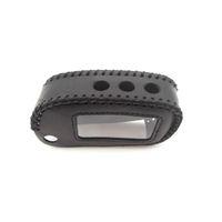 Wholesale leather case for flip key resale online - Hot sale A91 leather case for starline A91 B9 B6 A61 Uncut flip key Leather case Fob protective cover car