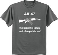 8e438d95 Big and Tall t-shirt funny AK-47 second amendment rights tee for men ,Fashion  T Shirt Top, Tees Chinese Style