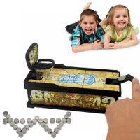Wholesale kids money bank toys resale online - Basketball Shooting Coin Bank DIY Decompression Toy for Children Kids Saving Money BM88 SH190913