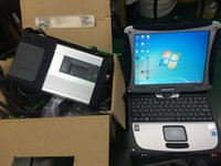 диагностические инструменты грузовики оптовых-09-2019 Диагностический инструмент MB Star C5 SD Connect с ноутбуком cf-19 toughbook 4G 500 ГБ HDD Mb Star C5 для MB Автомобили Грузовики