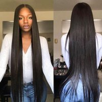 Wholesale sewing hair weave for sale - Group buy 8 inch Bundles Straight Bundles pc Malaysian Hair Weave Bundles Maxine Remy Human Hair Extension Sew in Hair