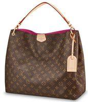 ingrosso le borse-Graceful Mm M43703 Le nuove collezioni di moda per donna Borse a tracolla Borse a mano Borse a tracolla Borse a tracolla