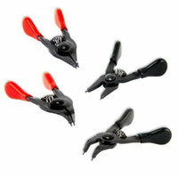 Wholesale mini tool pliers for sale - Group buy 4 Pc Mini Circlip Snap Ring Pliers Set Ext Int New Tool Automotive Repair Engine Y200321