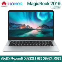 Wholesale 14 inch laptop ultrabook resale online - Huawei Honor MagicBook Laptop Notebook Computer inch AMD Ryzen U G GB PCIE SSD FHD IPS Laptops ultrabook