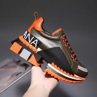 zapatos de cuero fresco para los hombres al por mayor-Moda europea de alta para ayudar a las parejas a que los hombres de marea tengan una personalidad fresca.