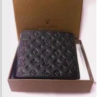 billetera de fotos de alta calidad al por mayor-Bolso de cuero de la moda de los hombres de negocios Corto Bolso de regalo premium Bolsillo de tarjeta de crédito Foto de bolsillo Carteras pequeñas de alta calidad