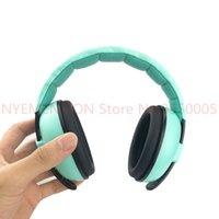 orejeras infantiles al por mayor-Al oír bebé Protector suave orejeras para los niños lactantes El ruido para la Reducción de protección Orejeras 20pcs