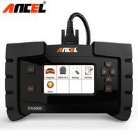 ingrosso obdii scanner srs-Ancel FX4000 sistema completo OBD2 strumento diagnostico auto motore airbag ABS SRS EPB strumento di diagnosi di trasmissione OBDII Automotive Scanner