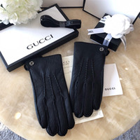 Wholesale normal phones for sale – best Fashion Mens Driving Gloves Smooth Soft Outdoor Sports Gloves Winter Convenient Phone Playing Screen Touch Gloves