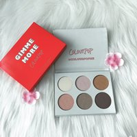 Wholesale EPACK Gimme More I Like Your Face Gimme More Colourpop Color Contour Makeup Highlighter Eyeshadow Palette FREE DROP SHIPPING