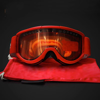Wholesale goggle sand for sale - Group buy Brand Goggle Tpu Sand Control Protect Eye Ski Goggles Outdoors Skiing Glass Fashion Popular With Red Black Blue Color hg J1