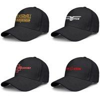 Wholesale cute baseball caps for women for sale - Group buy Rammstein logo black for men and women trucker cap baseball styles custom design your own cute youth hats