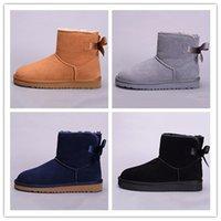 botas de nieve para niñas pequeñas al por mayor-UGG boots Sandalias de bebé Verano Niños Niños pu Zapato First Walker Moda de bebé Zapatos antideslizantes