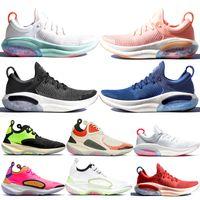 Wholesale table tennis shoes size 45 for sale - Group buy Joyride Running Shoes For Men Platinum Tint University Red Racer Blue Core Black Fashion Mens Trainer Athletic Sport Sneaker Size
