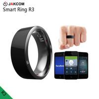 ingrosso anelli elettronici-JAKCOM R3 Smart Ring Vendita calda in dispositivi intelligenti come tamburi elettronici con coperchio in alluminio pogo stick