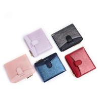 reisepass für reisen großhandel-Unisex Bright Surface Antimagnetic Zertifikat Card Bag Shining Lederbezug auf dem Reisepass-Paket Travel Passport Bag Kostenloser Versand
