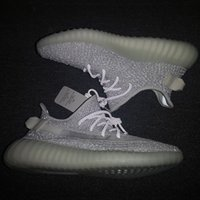 Wholesale new women winter shoes online - 2019 New V2 M Reflective Static Mens Running Shoes Kanye West Women Fashion Sport Athletics Sneakers Size