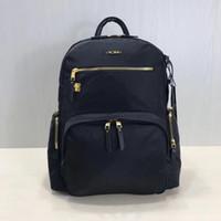 buz bezi toptan satış-Sırt çantası erkekler ve kadınlar 2019 yeni 196300D naylon kumaş iş rahat vahşi seyahat sırt çantası büyük kapasiteli bilgisayar çantası