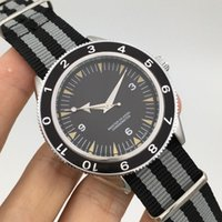 armbanduhr großhandel-Limited Edition Luxus James Bond 007 Spectre 300 Master Co-Axial 41mm Quartz NATO Strap Herrenuhren Sportuhr Armbanduhren