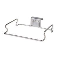 Wholesale metal drawers resale online - Stainless Steel Kitchen Cupboard Drawer Door Waste Bin Stand Scrap Trap Bowl Dustbin Hanging Rack