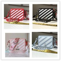 Wholesale pvc plastic handbags for sale - Group buy OFF DIAGONAL Baby MINI Flap Bag Simple Small Square White Black Red SCULPTURE Handbag size cm