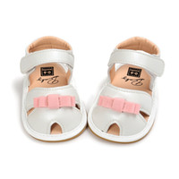 Wholesale sandal shoes for kids boys for sale - Group buy 2017 summer sandals For kids shoes toddler Girls boys sandals Princess pu leather baby boys