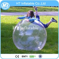 Wholesale inflatable walking zorb pvc ball for sale - m Dia PVC Factory Price Inflatable Water Walking Ball Water Zorb Ball Inflatable Water Balloon for Sale