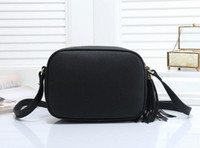 Wholesale black fringed bags for sale - Group buy Designer Handbags High Quality Luxury Wallet Famous handbag womens Handbags bags Crossbody Soho Bag Disco Shoulder Bag Fringed bag Purse