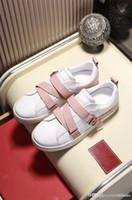 Wholesale punk sneakers women resale online - New Valentino WOMEN Garavanis Rockrunner V PUNK STRAP V PUNK sneakers Strap Sneakers Pink White TRAINERS SNEAKERS Shoes With Box