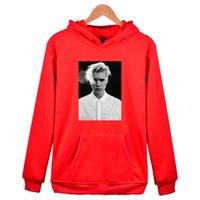 justin bieber vestuário estilo venda por atacado-New Hot Estilo Justin Bieber PESSOAL Cap Masculino Longo Hoodies Moda Homens Mulheres Roupas Com Capuz Camisolas Unisex Hoodies Roupas Casaco