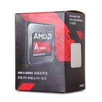 computadoras de escritorio con procesador amd al por mayor-PC Ordenador AMD Serie A8 A8-7650K A8 7650K FM2 + APU CPU de cuatro núcleos 100% funcionando correctamente Procesador de escritorio