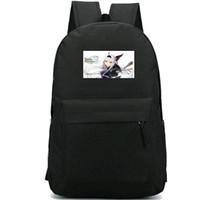 Wholesale body resonance for sale - Group buy Shining Resonance backpack New frain school bag Dragon game printing daypack Leisure schoolbag Outdoor rucksack Sport day pack