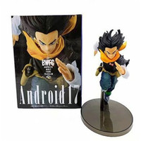 Wholesale toys online - Dragon Ball Action Figures Z World Toys Colosseum Vol Collection Japanese Anime Model Gift qx F1