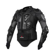 equipamento de corpo protetor venda por atacado-Motocicleta Homens Jaqueta de Corpo Inteiro Motocicleta Armadura de Corrida de Motocross Engrenagem de Proteção Da Motocicleta Proteção Tamanho S-4XL